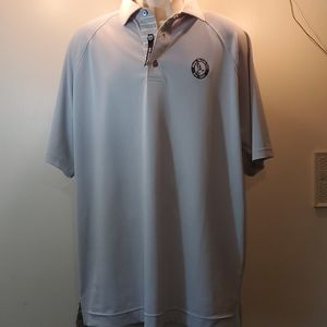 Men's FJ Henley polo shirt